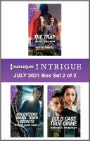 Harlequin Intrigue July 2021 - Box Set 2 of 2