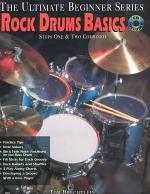 Rock Drums Basics, Steps One and Two Combined