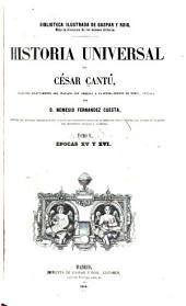 Historia universal: Volumen 5