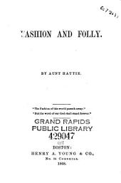 Fashion and Folly