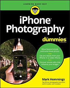 iPhone Photography For Dummies Book
