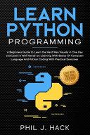 Learn Python Programming