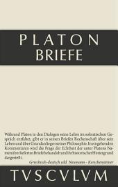 Briefe: Griechisch-deutsch