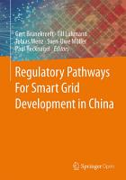 Regulatory Pathways For Smart Grid Development in China PDF