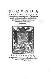 La Aravcana de Don Alonso de Erzilla y çvñiga: Volumen 2