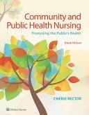 Community   Public Health Nursing PDF