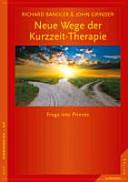 Neue Wege der Kurzzeit Therapie PDF