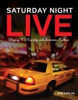 Saturday Night Live PDF