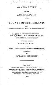 Agricultural Surveys: Sutherland (1812)