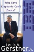 Who Says Elephants Can t Dance  PDF