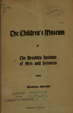 The Children's Museum of the Brooklyn Institute of Arts and Sciences, Bedford Park ...