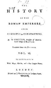 The history of the Roman emperors: Volume 6