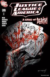 Justice League of America (2006-) #36