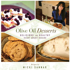 Olive Oil Desserts Book