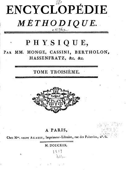 Encyclop  die m  thodique PDF