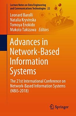 Advances in Network Based Information Systems PDF