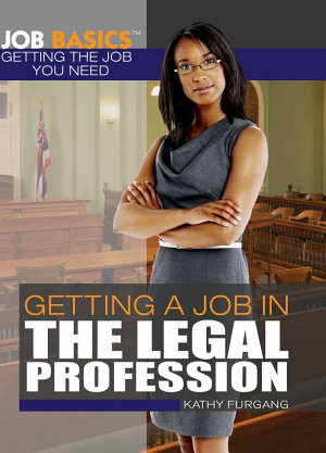 Getting a Job in the Legal Profession