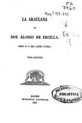 La Araucana: (465 p.)