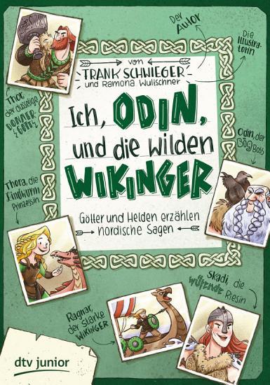 Ich  Odin  und die wilden Wikinger PDF