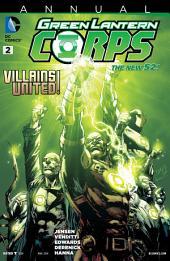 Green Lantern Corps Annual (2013-) #2