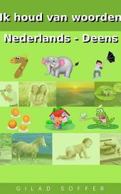 Ik houd van woorden Nederlands - Deens