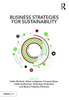 Business Strategies for Sustainability PDF