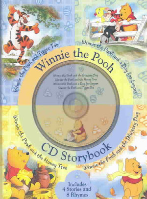 Winnie the Pooh Stories CD Storybook PDF
