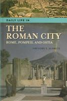 Daily Life in the Roman City PDF