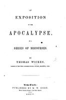 An exposition of the Apocalypse  in a series of discourses PDF