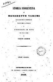 Storia Fiorentina di Benedetto Varchi