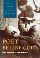 Poet Be Like God PDF