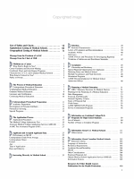 Medical School Admission Requirements 2005-2006