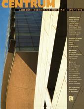 Centrum: Jahrbuch Architektur und Stadt 1997 – 1998