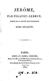 Jérôme: Volume2