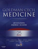 Goldman Cecil Medicine E Book PDF