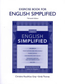 Exercise Book for English Simplified PDF