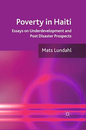 Poverty in Haiti PDF