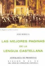 LAS MIL MEJORES PAGINAS DE LA LENGUA CASTELLANA PDF