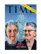 TIME Magazine Biography--Margaret Chase Smith and Lucia Cormier