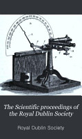 The Scientific Proceedings of the Royal Dublin Society PDF