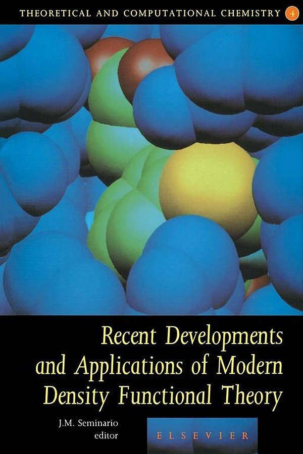 Recent Developments and Applications of Modern Density Functional Theory