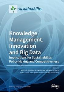 Knowledge Management  Innovation and Big Data