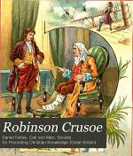 Robinson Crusoe, his life and adventures