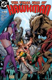 Hawkman (2002-) #40