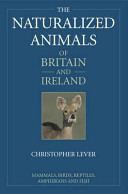 The Naturalized Animals of Britain and Ireland PDF