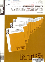 Government Reports Announcements PDF