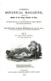 Curtis's Botanical Magazine: Volume 80