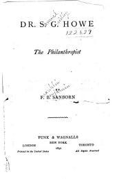 Dr. S.G. Howe, the Philanthropist