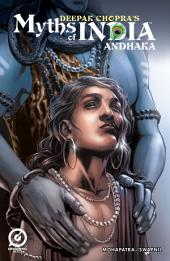 MYTHS OF INDIA: ANDHAKA Issue 1