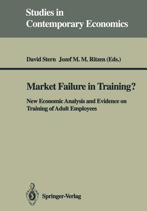 Market Failure in Training